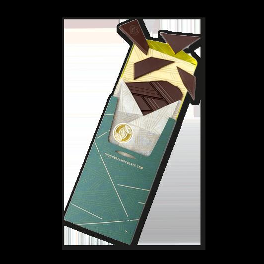 Schokoladentafel aus Sao Tome e Principe