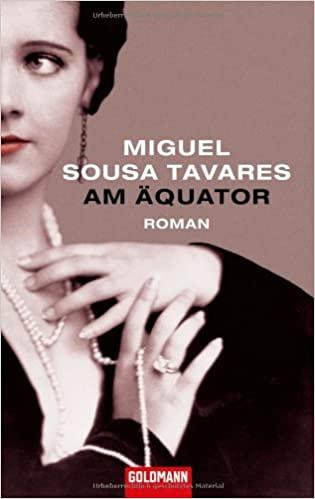 Taschenbuch Am Äquator Miguel Sousa Tavares Discover Sao Tome