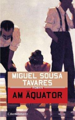 Hardcover Am Äquator Miguel Sousa Tavares Discover Sao Tome